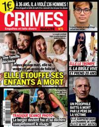 Crimes magazine N° 9
