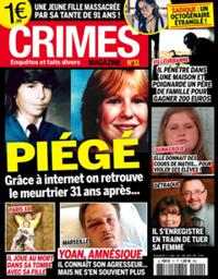 Crimes magazine N° 11