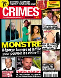 Crimes magazine N° 12