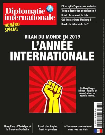 Abonnement Diplomatie internationale