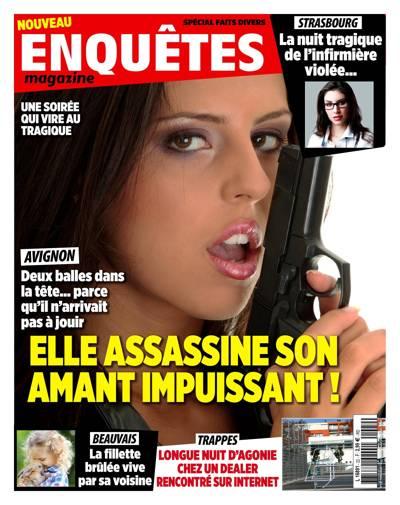 Abonnement Enquêtes magazine