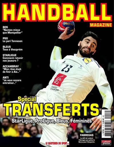Abonnement Handball Magazine