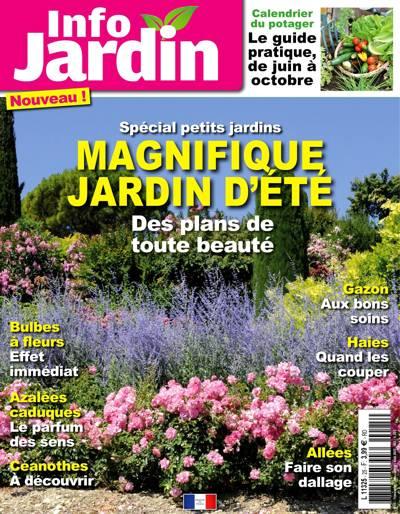 Abonnement Info jardin