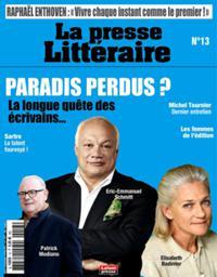 La Presse littéraire N° 13