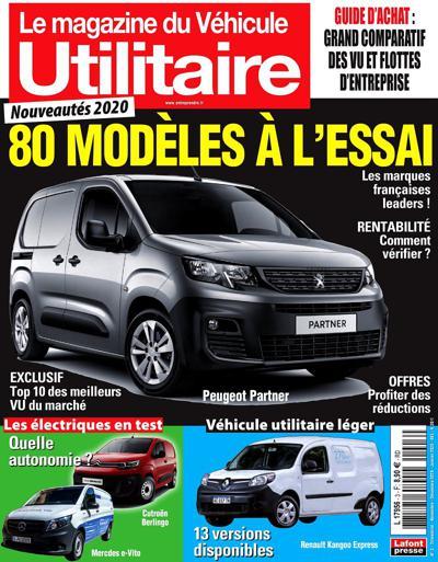 Abonnement Le Magazine du Véhicule utilitaire