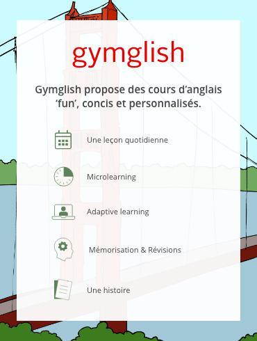 Gymglish - N°1