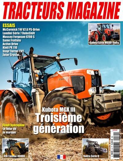 Abonnement Tracteurs Magazine