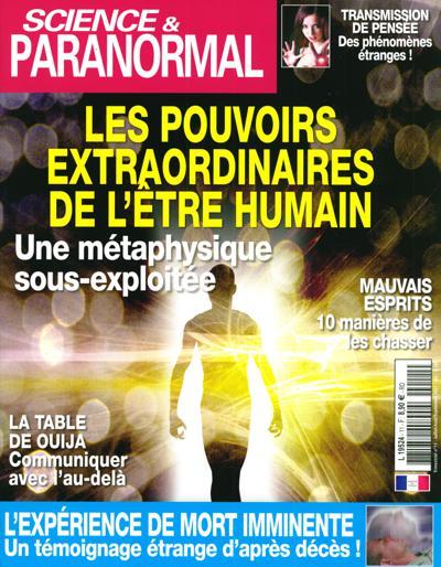 Abonnement Science et Paranormal