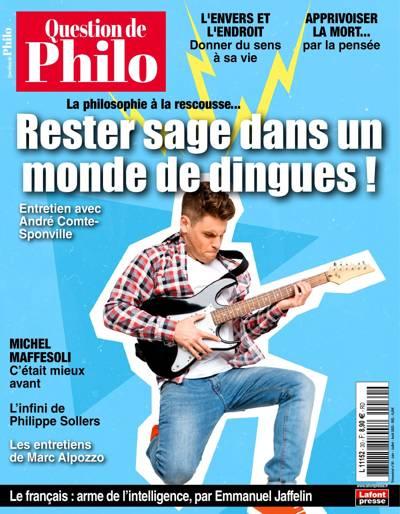 Abonnement Question de Philo