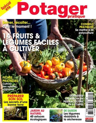 Abonnement magazine Potager Pratique