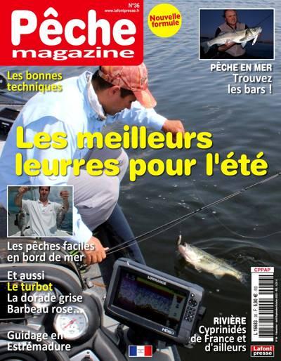 Abonnement Pêche Magazine