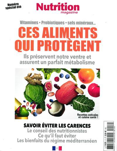 Abonnement Nutrition Magazine