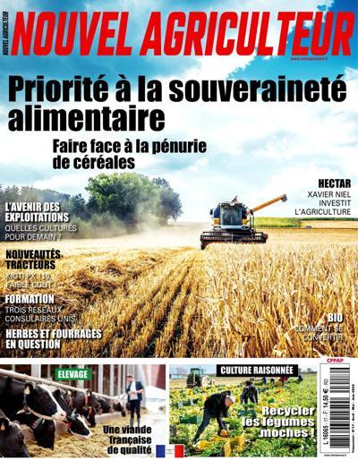 Abonnement Nouvel Agriculteur