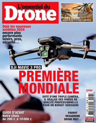 Abonnement L'Essentiel du Drone