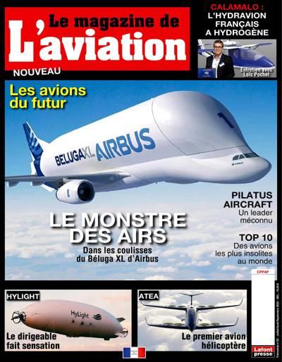 Abonnement Le Magazine de l'Aviation