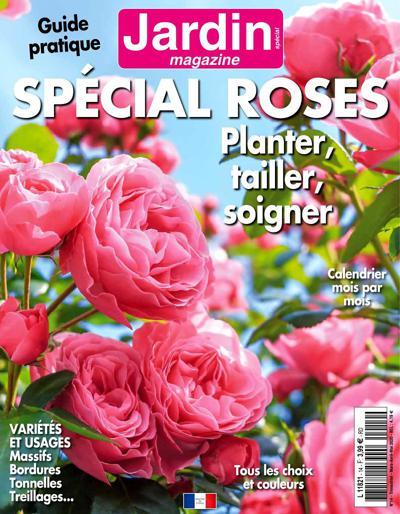 Abonnement Jardin Magazine Spécial