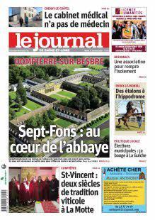 Le Journal de Saône et Loire, Ed. du Charolais-Brionnais