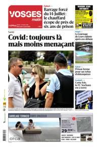 Vosges Matin, Ed. Epinal
