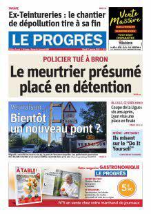 Abonnement Le Progrès,Tarare, L'Arbresle, Monts du L.