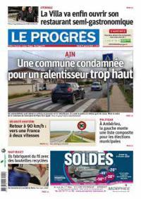 Le Progrès, Oyonnax, Léman, Bugey