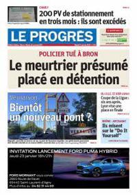 Le Progrès, Oullins, Givors, Monts du L.