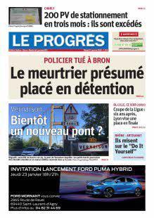 Abonnement Le Progrès, Oullins, Givors, Monts du L.