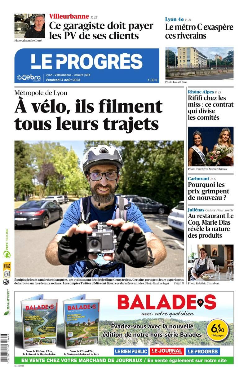 Le Progrès, Est Lyonnais