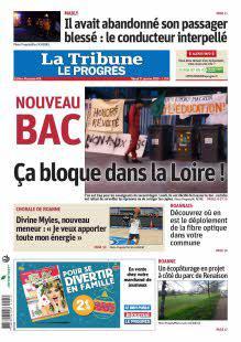 Abonnement Le Progrès, Ed. du Roannais