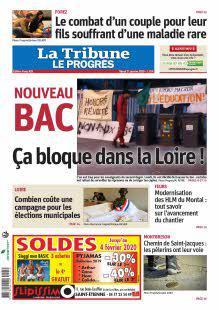 Abonnement Le Progrès, Ed. du Forez