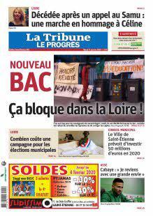 Le Progrès, Ed. de Saint-Étienne