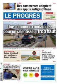 Le Progrès, Dombes, Côtière de l'Ain