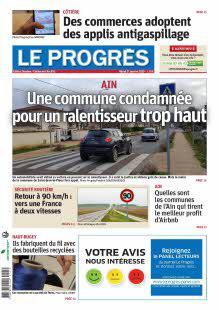Le Progrès, Dombes, Côtière de l'Ain - N°201126