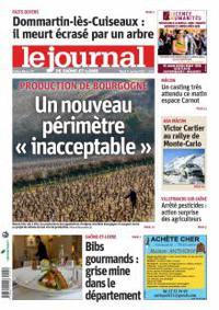 Le Journal de Saône et Loire, Ed. de Mâcon