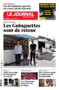 Le Journal de Saône et Loire, Ed. de Chalon Sur Saône