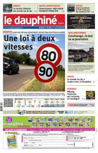 Abonnement Le Dauphiné Libéré, Annecy Rumilly Aravis
