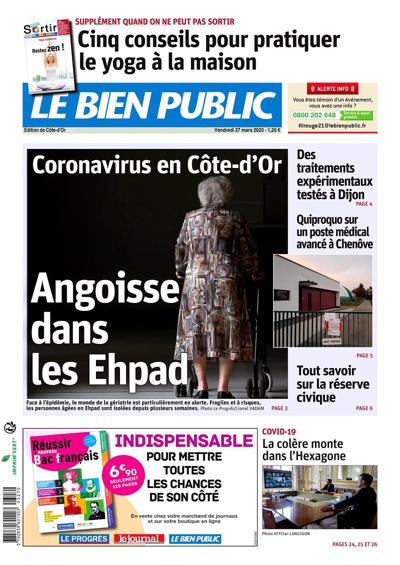 Abonnement Le Bien Public, Ed. de Dijon