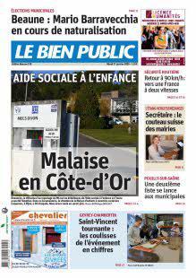 Abonnement Le Bien Public, Ed. de Beaune