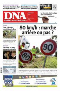 DNA, Ed.  Strasbourg Nord