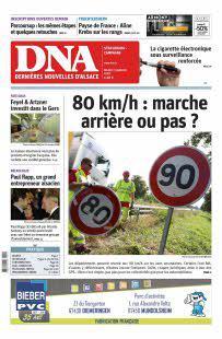 Abonnement DNA, Ed.  Strasbourg Campagne
