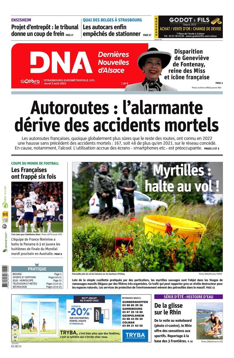 DNA, Ed. Strasbourg