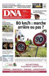 DNA, Ed.  Sélestat, Centre Alsace