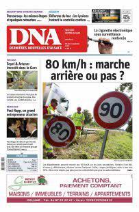 DNA, Ed.  Sélestat, Centre Alsace - N°210117