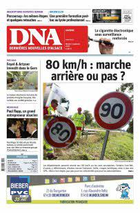 Abonnement DNA, Ed.  Saverne