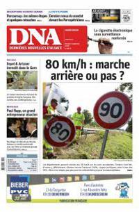 DNA, Ed.  Sarre Union