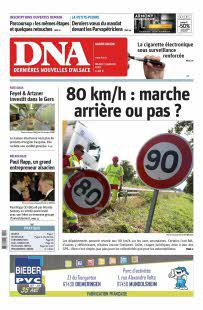 DNA, Ed.  Sarre Union - N°210116