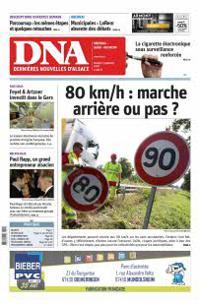 DNA, Ed.  Obernai, Barr, Rosheim