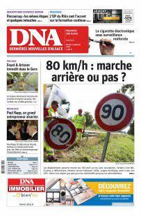 Abonnement DNA, Ed.  Mulhouse, Sud Alsace