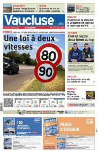 Abonnement Le Dauphiné libéré, Ed. Haut-Vaucluse