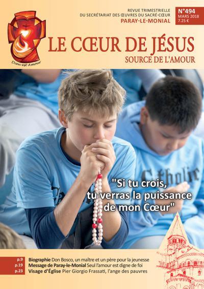 Le Coeur de Jésus - N°503