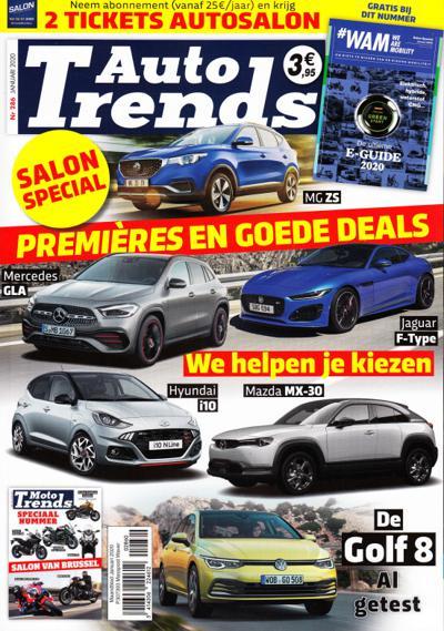 Abonnement Auto Trends NL
